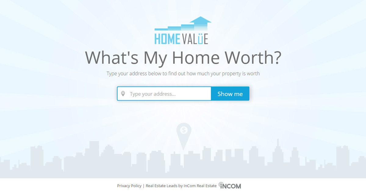 Home Value Get Your Free Home Evaluation